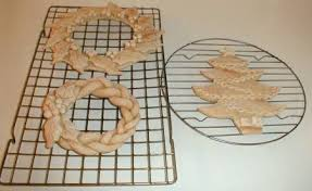 customs bread dough craft