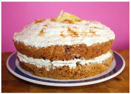 food easy sugar free carrot cake recipe the fabulous times