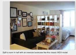 Ikea Bookcase Room Divider 10 Best Studio Decor Images On Pinterest