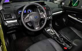 Subaru Xv Crosstrek Interior 2015 Subaru Xv Crosstrek Hybrid Review Diesel Price Spec