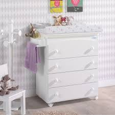 Change Table With Bath Co Baby Change Table With Drawers And Bath