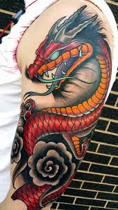 dragon tattoos 101 pictures with meaning
