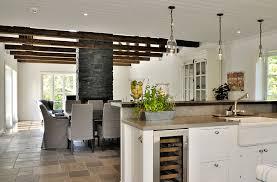 Stylish Scandinavian Beach House In Modern Interiors Open - Interior designs of houses