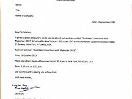 letter of invitation to us format