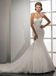 robe de mari e dentelle sirene robe de mariée 2017 dentelle sirène bustier en traîne