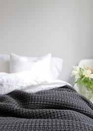 Grey Quilted Comforter Best 25 Gray Bedspread Ideas On Pinterest Bedspread Chunky