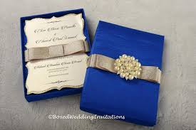 wedding invitations royal blue imperial blue and gold it s such a great combination for a wedding