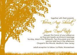 Wedding Invitation Example Wedding Invitation Sample Easyday