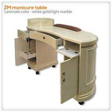 manicure table with vent manicure nail tables salon furniture lee nail supply