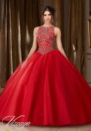 prom dress shops in san antonio 2 gemstone beading on a tulle quinceañera dress morilee