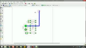 aplikasi layout pcb android tutorial eagle cara design circuit pcb dengan eagle youtube
