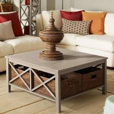 wood coffee table with storage 20 ideas of rustic storage diy coffee tables