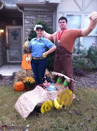 Wreck It Ralph Costume It Ralph Characters Costume