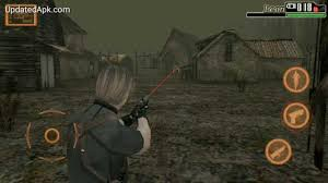 resident evil 4 apk resident evil 4 apk for all android devices 110mb