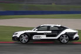 audi race car audi rs7 self driving race car first look