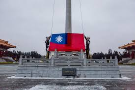 Flag Taiwan Trump U0027s U0027one China U0027 Remarks Spark Hope And Fear In Taiwan Time