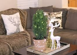 holiday home decor 2016 lil bits of chic by paulina mo san