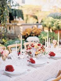 Fall Table Decorations For Wedding Receptions - vintage wedding styling in an autumn garden hey wedding lady