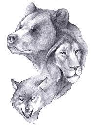 amaing wolf design tattooshunter com