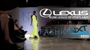 kuni lexus of greenwood village fashionxt and kuni lexus of portland oct 10th 2013 show youtube