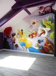 graffiti chambre gimus décoration chambre d enfant graffiti au pays des