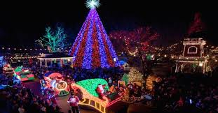 louisville mega cavern christmas lights every christmas this little town turns into a magical city this is