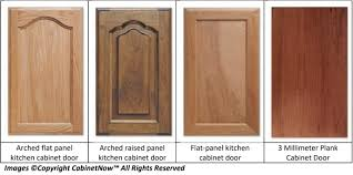 best wood for custom kitchen cabinets choosing the right cabinet doors for your custom kitchen