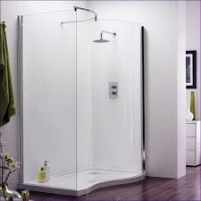 All In One Bathtub And Shower Bathroom Amazing Surround Shower Stalls Lowes Showers With Seats