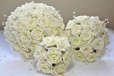 Wedding Bouquets Wedding Flowers Petals U0026 Garlands Ebay