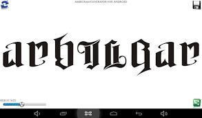 design font apk tattoo name design generator apk download free entertainment app