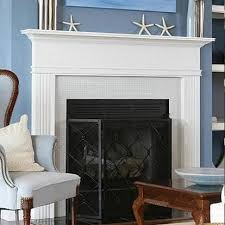 fireplace mantel surrounds building codes safety clearances