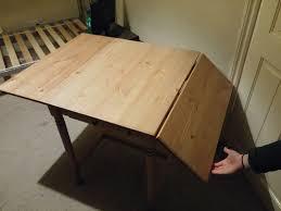 Ingatorp Drop Leaf Table Ikea Ingatorp Drop Leaf Table Near Mint Condition In