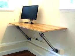 floating desk design white wall mounted desk floating desk with storage wall mounted