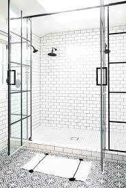 the best bathrooms of 2016 shower doors steel and doors