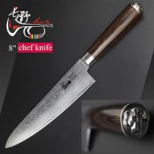 couteau japonais cuisine 2018 nouveau damas maître chef couteau japonais couteaux de cuisine