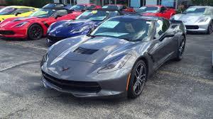 shark gray corvette 2016 shark gray chevy corvette for sale bill stasek chevrolet