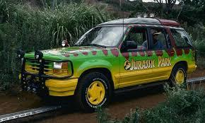 jurassic park jungle explorer 1993 jungle explorer from jurassic park the motor post