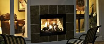 Indoor Outdoor Wood Fireplace Double Sided - outdoor lifestyles twilight ii family room ideas pinterest