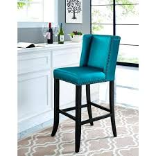 bar stool teal blue bar stools back in june of 2013 i painted