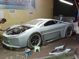 replica lamborghini aventador fake lamborghini in indonesia auto tech now