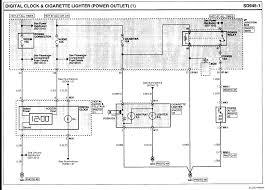 2007 kia spectra 4 door fuse problem for dashboard cigarette