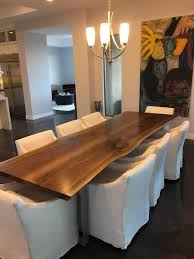 Make Your Own Reclaimed Wood Desk by Best 25 Live Edge Table Ideas On Pinterest Natural Wood Table