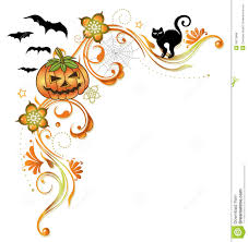 halloween border templates contegri com