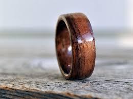 wood men rings images Wood ring 5 year anniversary wooden ring custom wooden jpg