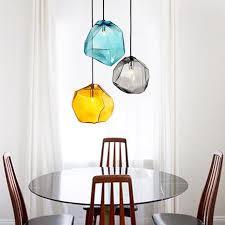 arts and crafts pendant lighting lodge glass pendant lights le bar arts crafts led g4 g9 bulb