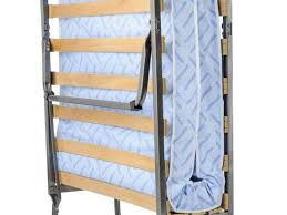 Folding Air Bed Frame Bedroom Tall Bed Frames With Wheels Amazing Folding Twin Bed