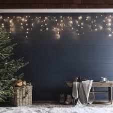 Icicle Lights In Bedroom Tolga 300 Warm White Led Icicle Lights Lights4fun Co Uk