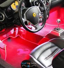 f430 interior f430 ilual43 intel interior lighting system remote controllable