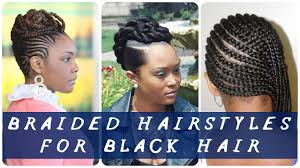 best braiding hair for twists 35 best braided hairstyles for black hair youtube