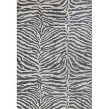 Black And Cream Rug Ivory U0026 Cream Animal Print Rugs You U0027ll Love Wayfair